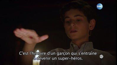Bruce Wayne, futur super-héros