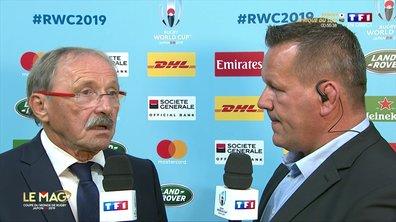 """XV de France - Jacques Brunel : """"Je veux saluer la performance des joueurs"""""""