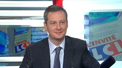"""""""Le plan français n'est pas du protectionnisme !"""""""
