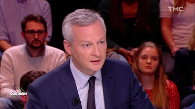 """Bruno Le Maire : """"Il y a un antisémitisme chronique en France"""""""