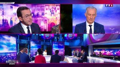 """Bruno Retailleau : """"Il faut repousser le deuxième tour des élections municipales"""""""