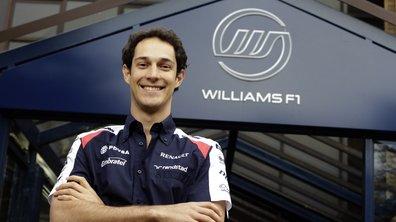F1 : Bruno Senna chez Williams en 2012 !