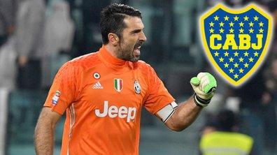 Mercato - Boca Juniors rêve de Gianluigi Buffon