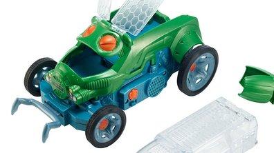 Insolite : Bug Racer, une voiture pilotée par un insecte