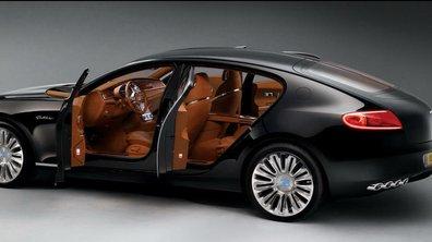 Bugatti Galibier, une berline basée sur l'Audi A8 ?