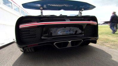 Teaser : Automoto chez Bugatti avec la nouvelle Chiron !