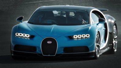 Bugatti Chiron : l'hypercar nouvelle génération