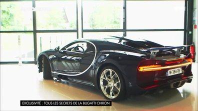 Exclu : Dans les coulisses de la Bugatti Chiron à l'usine de Molsheim