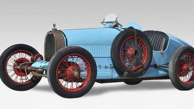 Insolite: Une Bugatti de 1927 vendue 920.000 euros aux enchères!