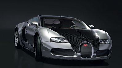Bugatti Veyron : il n'en reste plus que 8 en vente