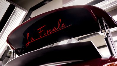 """Bugatti Veyron """"La Finale"""" 2015 : Une première photo avant Genève !"""