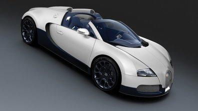 Bugatti Veyron : 2 éditions spéciales au Salon de Shanghai