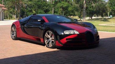 Insolite : il crée une Bugatti Veyron à partir d'une Pontiac GTO et l'a vend sur eBay !