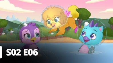 Hatchimals - S02 E06 - Les bulles du bonheur