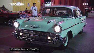 A Burbank, un superbe rassemblement d'anciennes voitures américaines