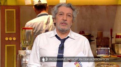 Alain Chabat en prend plein la figure avec la Voix de Burger Quiz