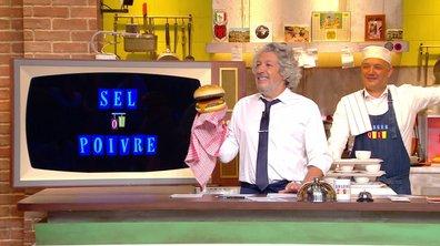Burgy, le retour :  Alain Chabat ou le ventriloque de Burger Quiz