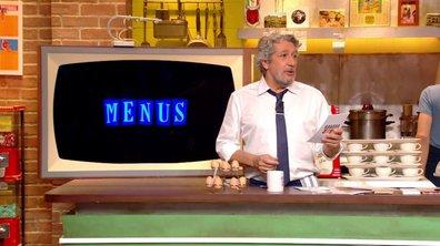 Les menus : Très bien préparés peut-être un peu trop, on avait pas tout vu la 1ere fois et les scores d'audience de secret story saison 5