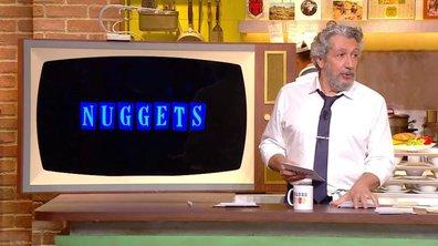 """Les nuggets : """"Comment l'hippopotame fait-il popo ?"""""""