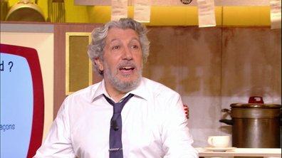 RENVERSANT 🙃 Alain Chabat en reste bouche bée...