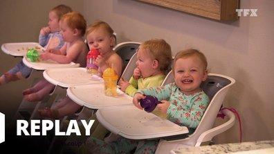 Busby girls : 5 bébés d'un coup ! - À l'aube de l'âge terrible