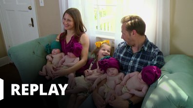 Busby girls : 5 bébés d'un coup ! - Cinq filles en plus
