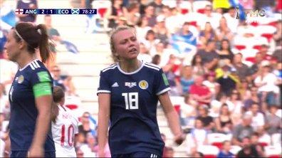 Angleterre - Ecosse (2 - 1) : Voir le but de Emslie en vidéo