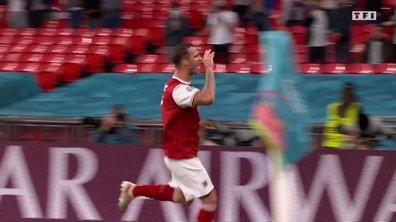 Italie - Autriche (0 - 0) : Voir le but hors jeu d'Arnautovic en vidéo