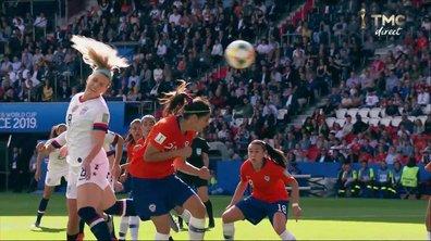 USA - Chili (2 - 0) : Voir le but d'Ertz en vidéo