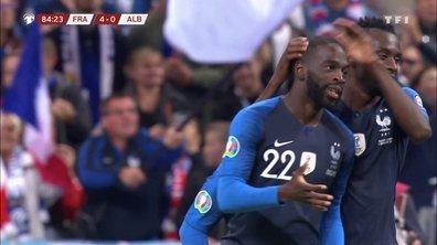 France - Albanie (4 - 0) : Voir le but d'Ikoné en vidéo