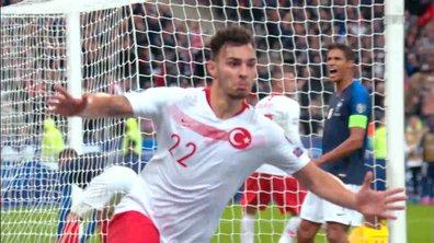 France - Turquie (1 - 1) : Voir le but de Ayhan en vidéo