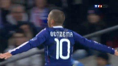 Vidéo du but de Benzema : France 1 - 0 Brésil (54e)