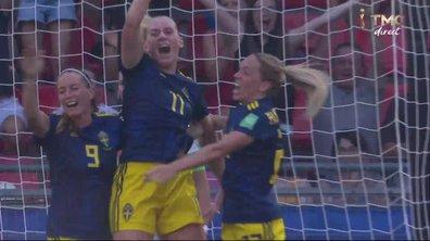 Allemagne - Suède (1 - 2) : Voir le but de Blackstenius en vidéo
