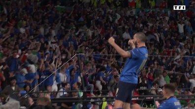 Italie - Angleterre (1 - 1) : Voir le but de Bonucci en vidéo