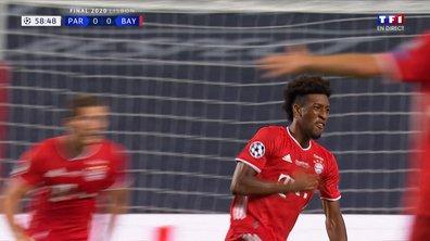PSG - Bayern (0 - 1) : Voir le but de Coman en vidéo