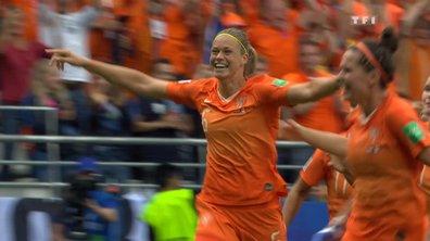 Pays-Bas - Canada (1 - 0) : Voir le but de Dekker en vidéo