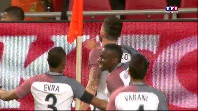 Pays-Bas – France : Olivier Giroud double la mise pour les Bleus