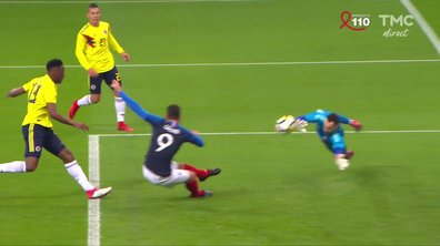 France-Colombie (1-0) : Giroud ouvre le score !