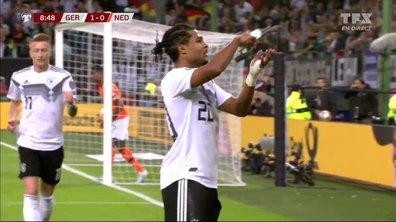 Allemagne - Pays-Bas (1 - 0) : Voir le but de Gnabry en vidéo