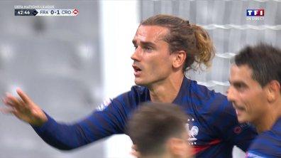France - Croatie (1 - 1) : Voir le superbe but de Griezmann en vidéo