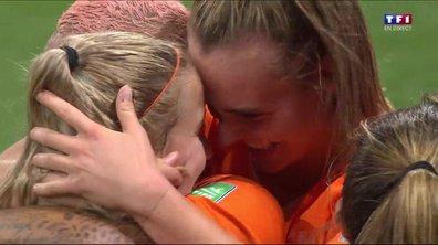 Pays-Bas / Suède : L'ouverture du score de Groenen en vidéo
