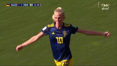 Allemagne - Suède (1 - 1) : Voir le but de Jakobsson en vidéo