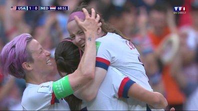 USA - Pays-Bas (2 - 0) : Voir le but de Lavelle en vidéo