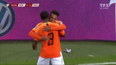 Allemagne - Pays-Bas (2 - 3) : Voir le but de Malen en vidéo