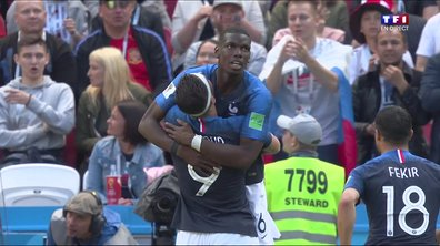 France-Australie : Pogba redonne l'avantage aux Bleus !