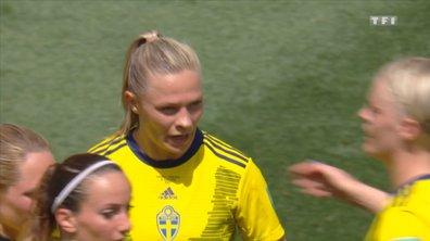 Suède - Thaïlande (3 - 0) : Voir le but de Rolfo en vidéo