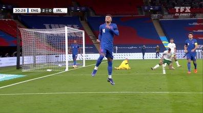 Angleterre - Irlande (2 - 0) : Voir le but de Sancho en vidéo