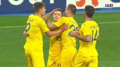 France - Ukraine (4 - 1) : Voir le but de Tsyhankov en vidéo