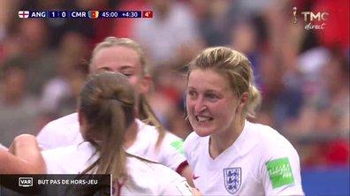 Angleterre-Suède : White alignée pour son record, Asllani bien présente