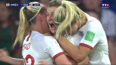 Angleterre - USA (1 - 1) : Voir le but de White en vidéo